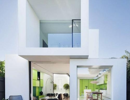 گالری نمونه طراحی ویلا شرکت مدرن ویلا
