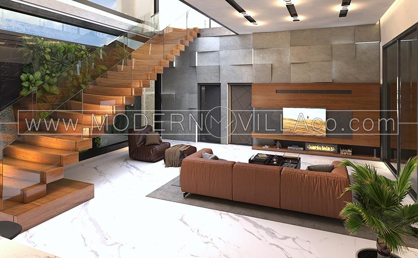 طراحی داخلی ویلای شهریار-کرج