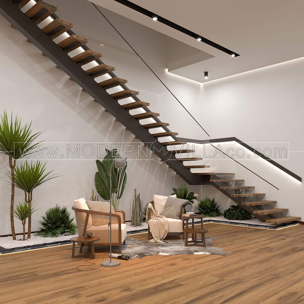 طراحی و ساخت ویلا در کیلان دماوند