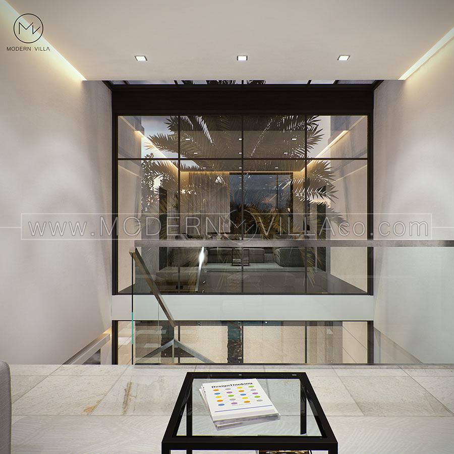 طراحی ویلای آقای فرهادی در تهراندشت