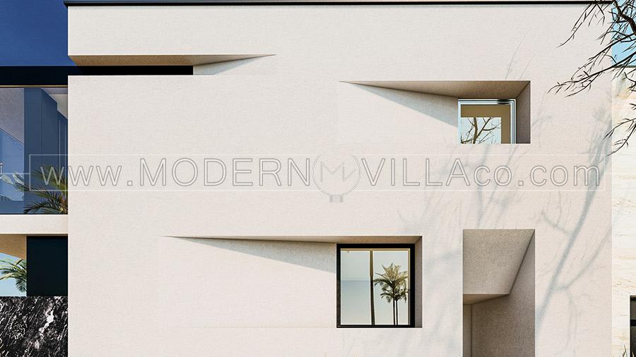 طراحی ویلا در بوشهر شهر جم