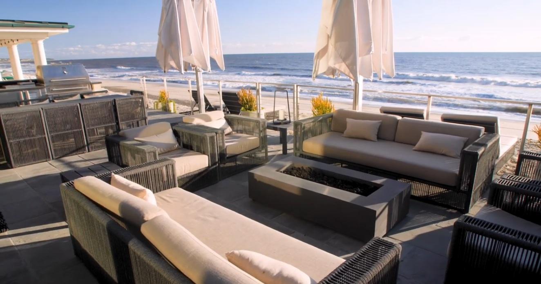 طراحی ویلا مدرن ساحلی در کالیفرنیا