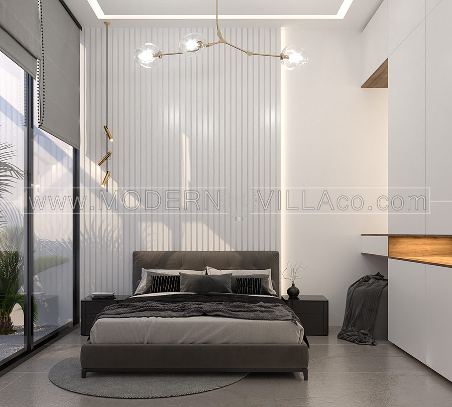 پروژه طراحی ویلای مدرن در تهراندشت ساوجبلاغ