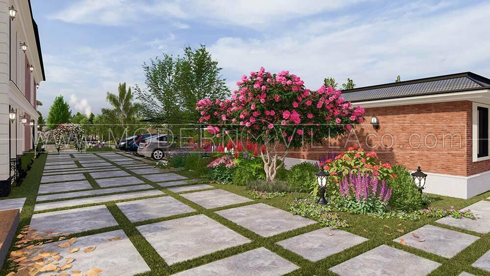 پروژه بازسازی ویلا در شهریار