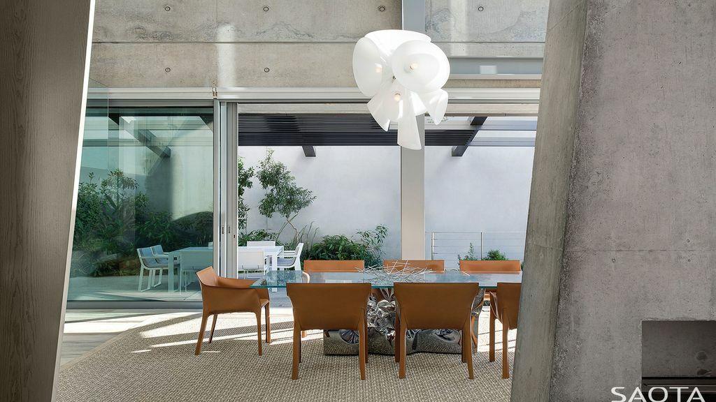 ویلا مدرن در کیپ تاون آفریقای جنوبی